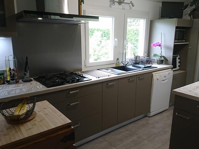Fabrication Et Aménagement De Cuisine Modernes à Souprosse