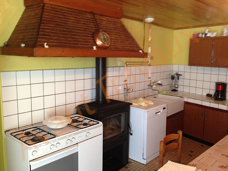 Luminaire plan de travail cuisine cuisine quipe for Luminaire pas cher castorama