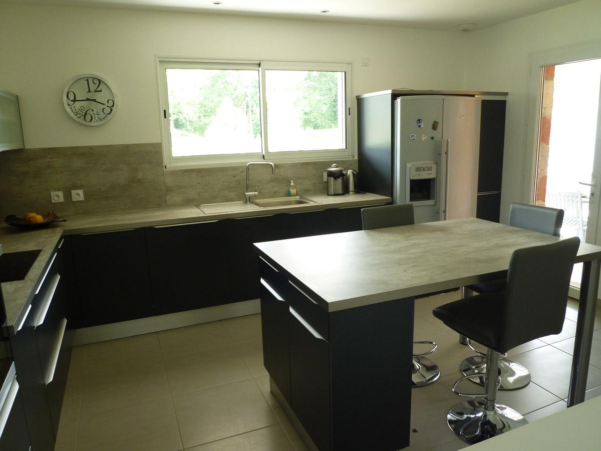refaire un plan de travail photos de conception de maison. Black Bedroom Furniture Sets. Home Design Ideas